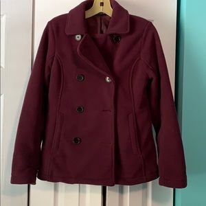 Lands End Pea coat